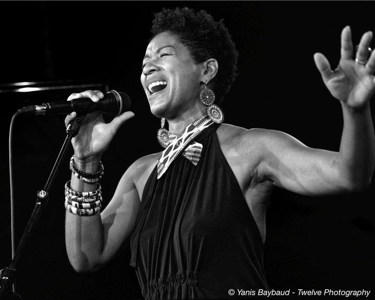 Faby Médina, chant, jazz, volver events