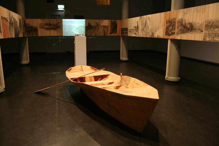 "2015 Kunstbiennale in Schwabach ""Ortung IX"""