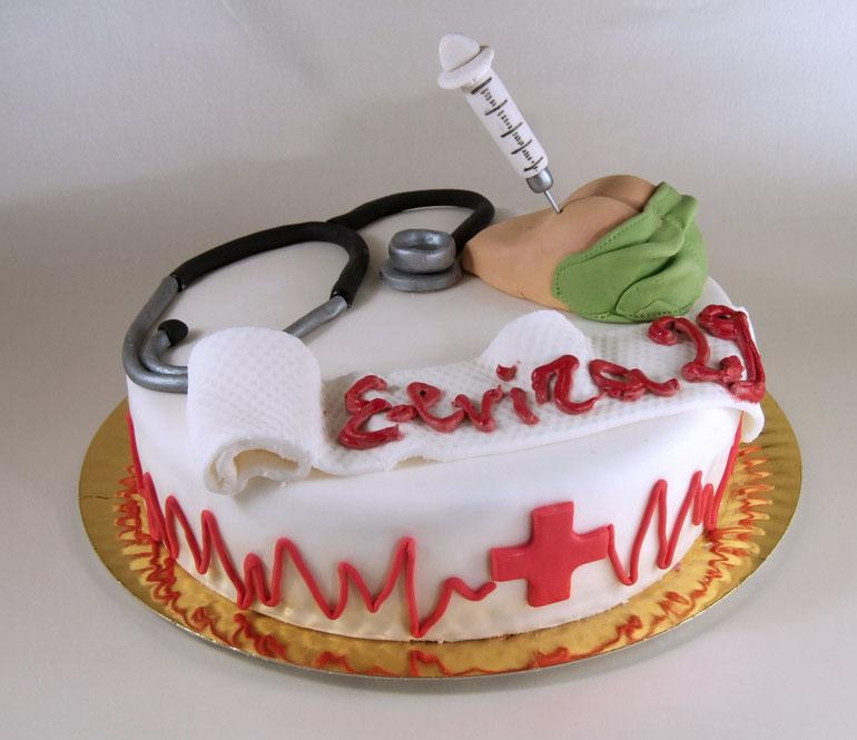 torta infermiere-nurse-torte-dolci-la spezia-liguria