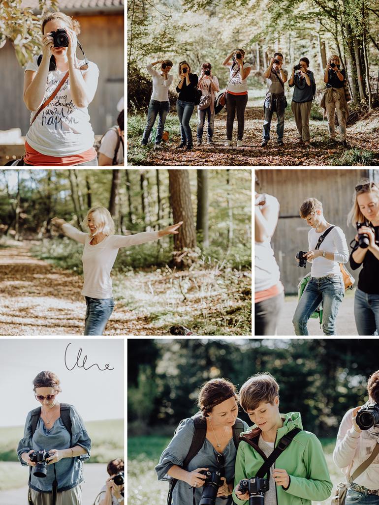 Fotoworkshop für Frauen in  Vaihingen, Ludwigsburg, Bietigheim, Pforzheim