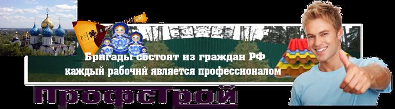 Забор из профнастила московская область
