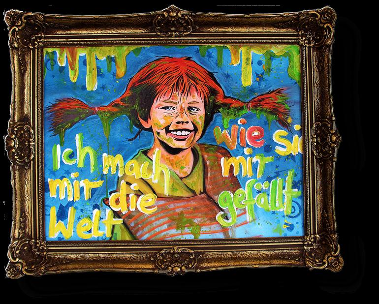 Kunstprojekte mit Kindern und Jugendlichen