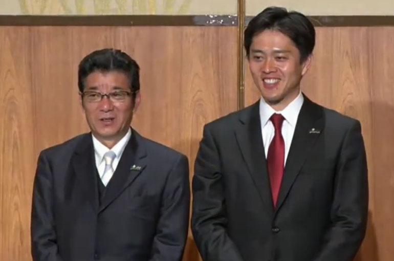 大阪ダブル選挙