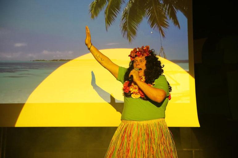 "Jochen Steiner als ""Freddy Quinn"" - Aloha Oe"