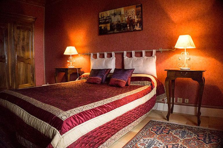chateau du payre, burdeos, cama y desayuno, cama y desayuno burdeos, vinos de burdeos,valerie labrousse, habitacion merlot