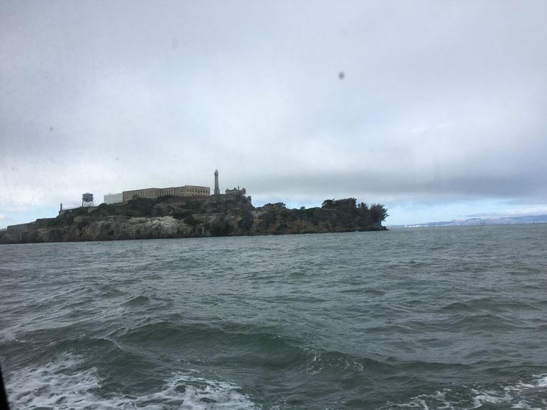 Nachttour auf die Insel Alcatraz