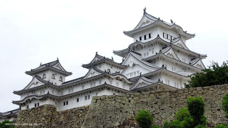 Himeji Jo, le château du héron blanc, Himeji