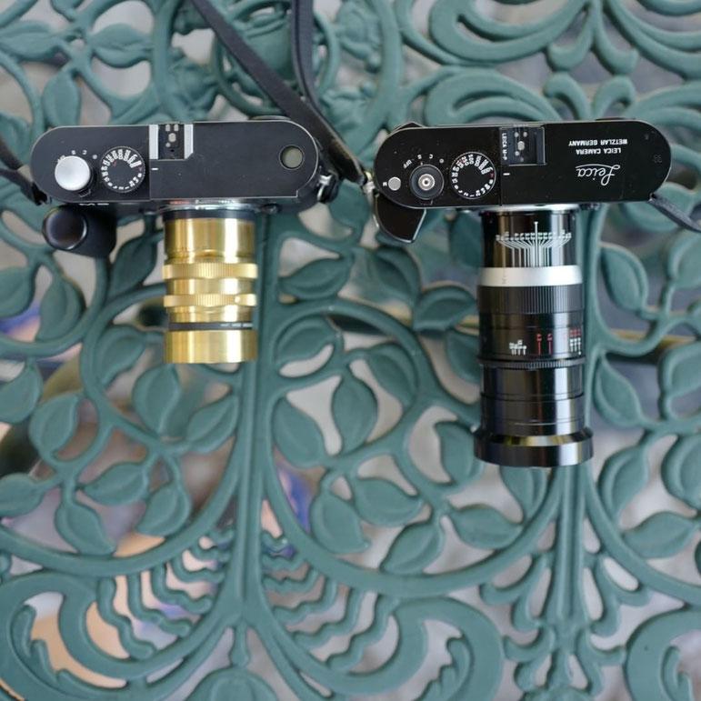 Leica M-P Leica M ライカ タンバールM F2.2/90mmLeica Thambar M F2.2/90mm Leica M8 花影 F2.2/60mm Hanakade F2.2/60mm