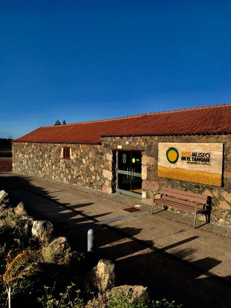 Ecomuseum, El Tanque. Kanaren