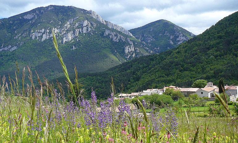 Artigue - Sentier du Train - Randonnée Pyrénées Audoises