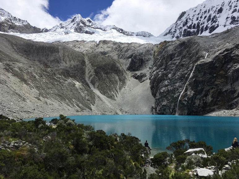 Trekking Laguna 69 in Huaraz Peru
