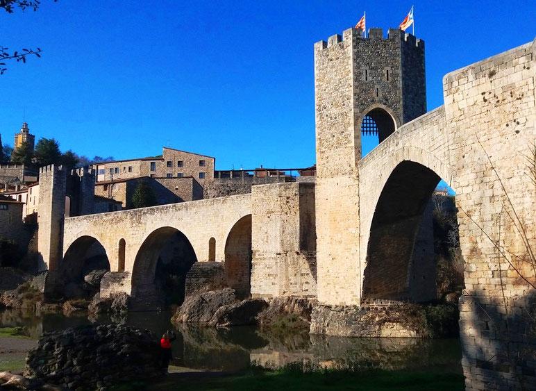 Мост в Бесалу