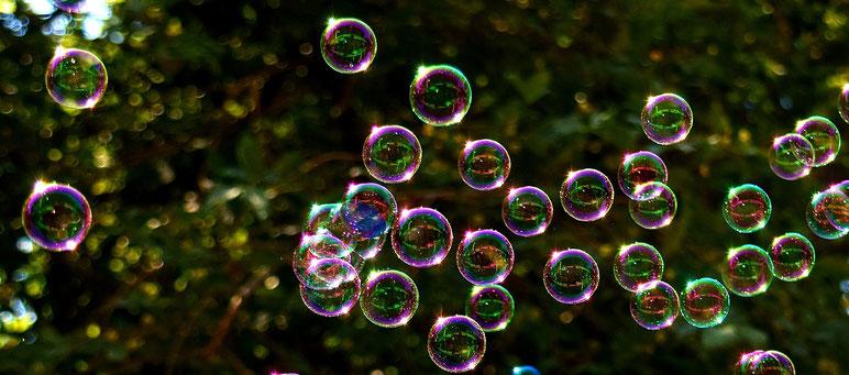mohr training Träume wie Seifenblasen