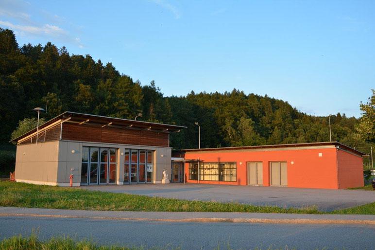 Feuerwehrgerätehaus Seebach