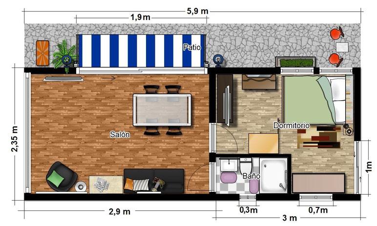 Casas construidas con estructura containers p gina web for Modelos de casas medianas