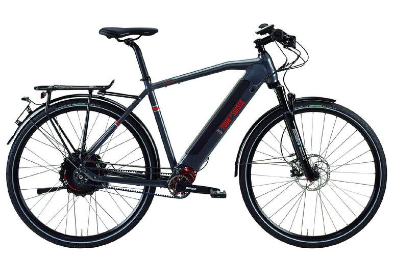 Tour de Suisse Speedster 2.0 Trekking e-Bike 2018