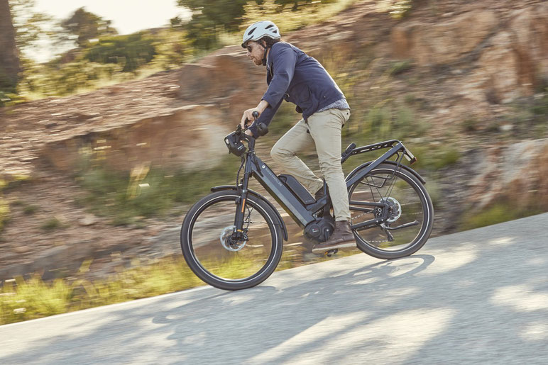 Riese & Müller - Homage City e-Bikes 2018