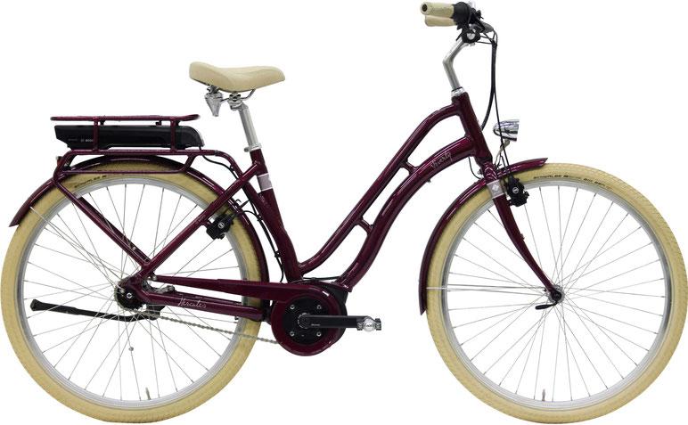 Hercules Pasero I - 2018 City e-Bike, Trekking e-Bike