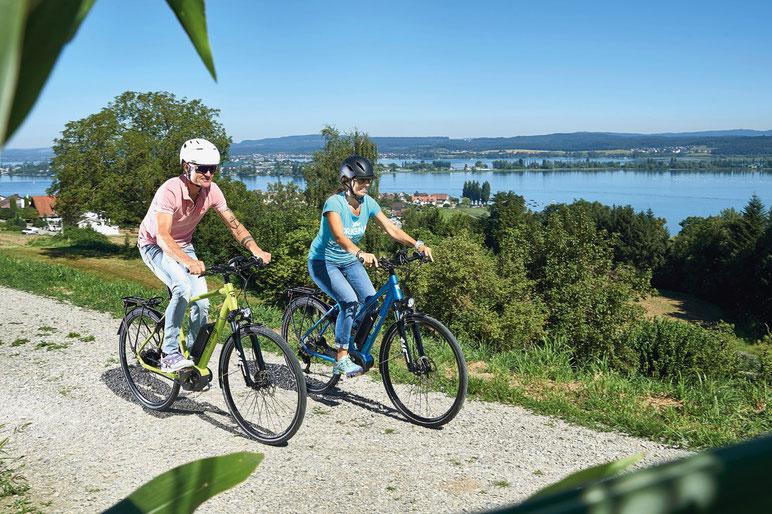 Tour de Suisse Traveler Trekking e-Bikes 2018