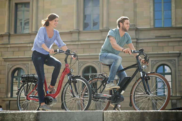 Riese & Müller Cruiser City e-Bike / Speed Pedelec 2019
