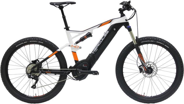 Hercules Nos CX Sport - 2018 e-Mountainbike