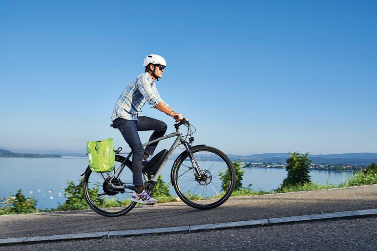 Tour de Suisse Broadway Trekking e-bike 2018