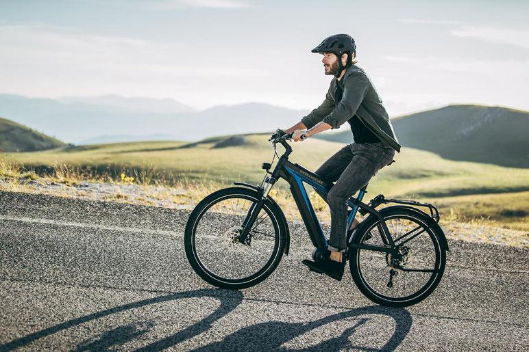Riese und Müller Supercharger Trekking e-Bikes / Speed Pedelecs 2018