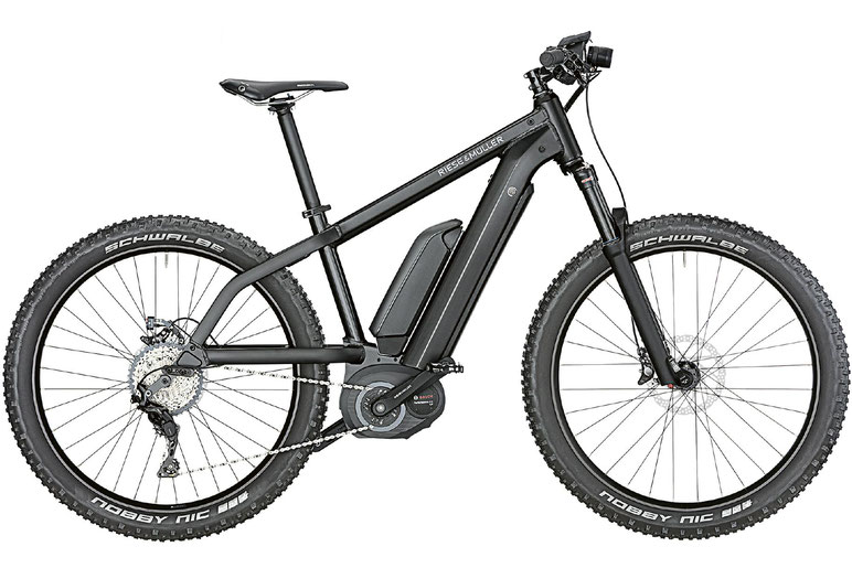 Riese und Müller New Charger Mountain e-Mountainbike 2018