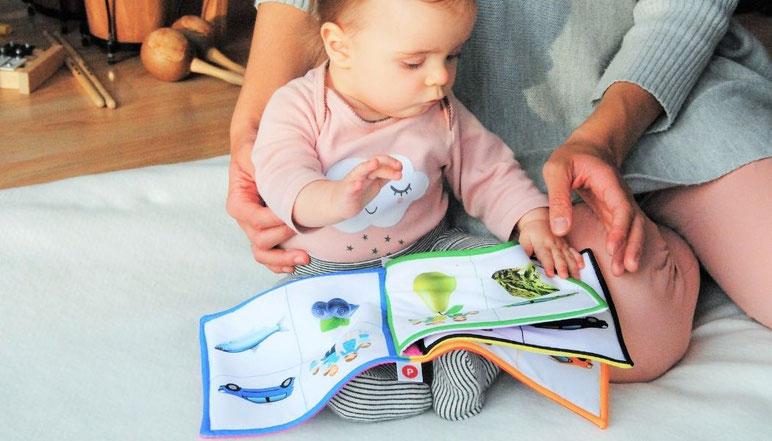 Leuk kinderboek voor baby