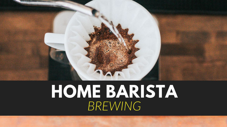 Home Barista Brewing Kurs