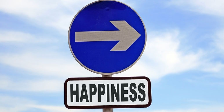 Glück ist eine Entscheidung - Blogbeitrag Tipps zum Glücklichsein mit Buchempfehlung , Wege zum Glück mit der Integrativen Lebenspraxis lieber glücklich in Berlin #lieberglücklich #glücklich #Entscheidung