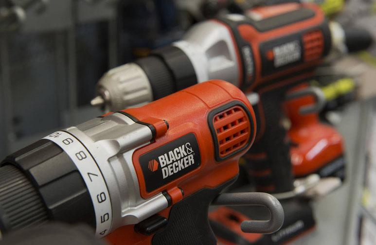 ブラック・アンド・デッカー 工具