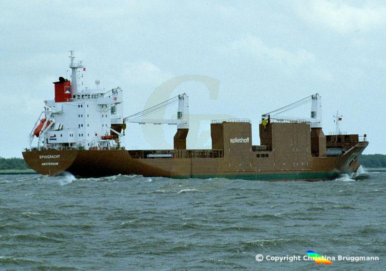 Spliethoff Reederei baut ihre Flotte mit 5 Schiffen der Hansa-Heavy Lift aus