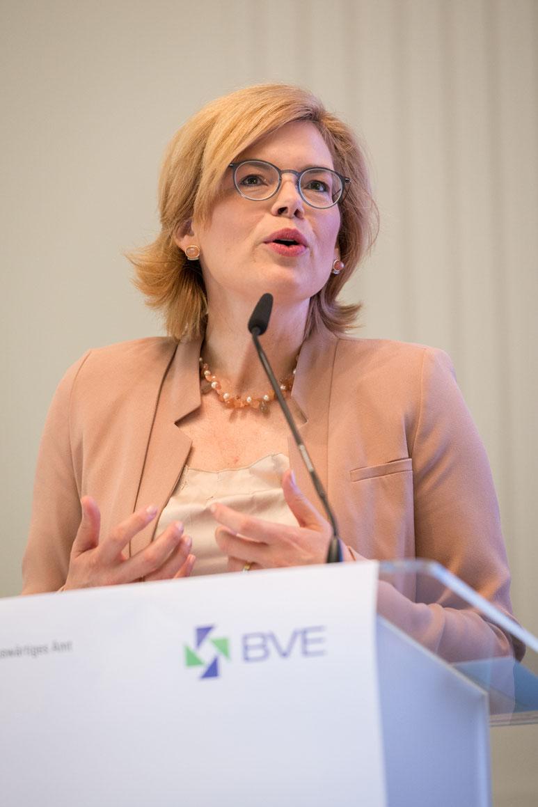 bve außenwirtschaftstag, julia  klöckner