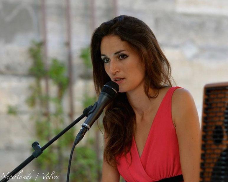 Lara Phanalasy, chanteuse, amérique du sud, volver events