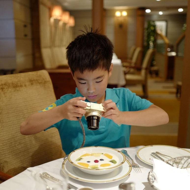 画像: Leica Q  帝国ホテル レセゾンの撮影