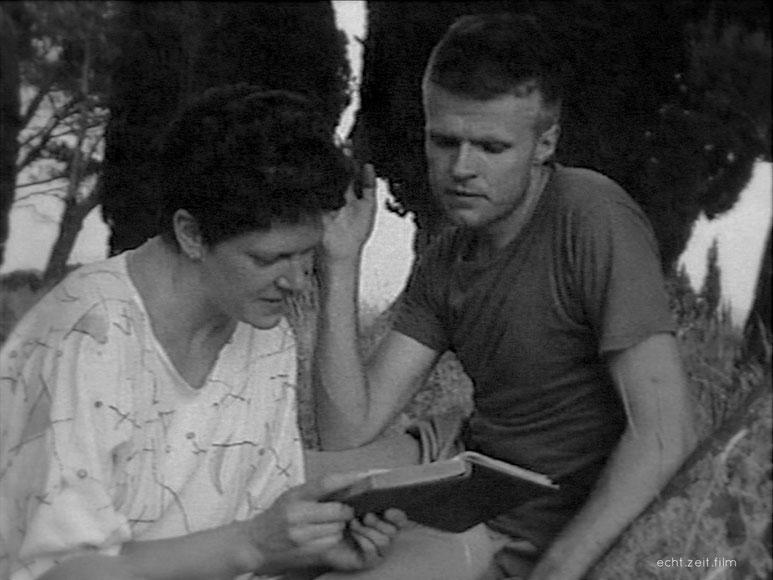 Peter Schreiner echtzeitfilm KINDERFILM Maria Schreiner