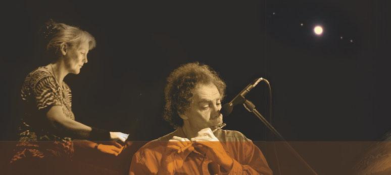 Ursel Schlicht and Robert Dick, CD 'The Galilean Moons'