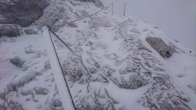 Eiszeit auf fast 3.000m