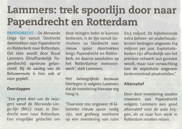 Papendrechts Nieuwsblad 20-12-2017