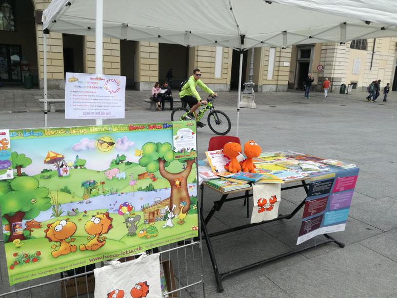 Corritalia Piazza Castello 2017: Liberi di conoscere, liberi di esprimersi