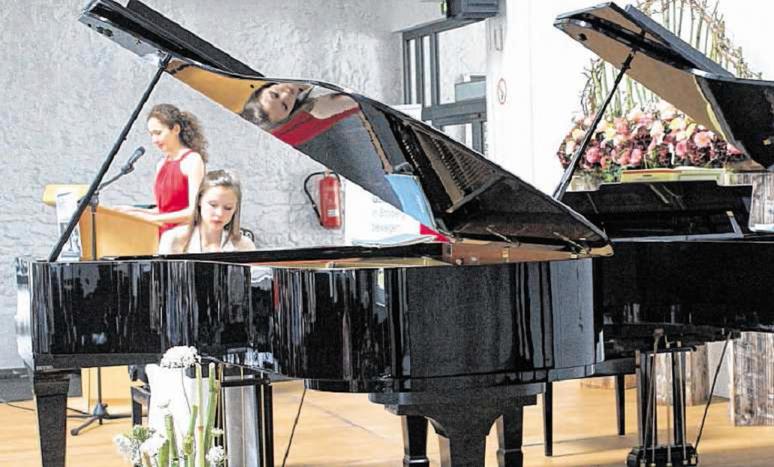 """Mit dem ersten Internationalen Jugend-Klassik-Wettbewerb bereichert die Bürgerstiftung das Stolberger Festival """"Klassik mit Schwung"""" um eine interessante Premiere. Foto: K.-H. Oedekoven"""