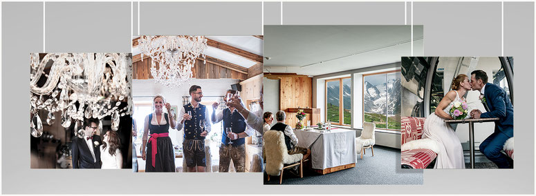 Heiraten in Gurgl Ötztal Tirol