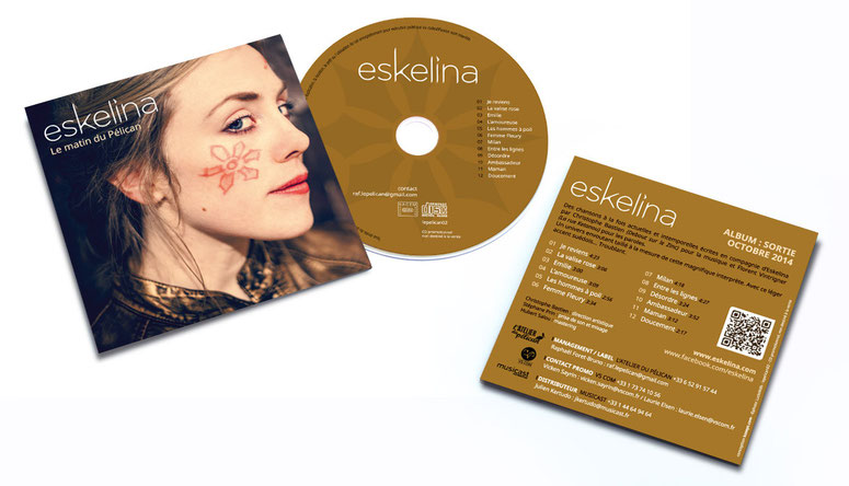 CD Eskelina 2014