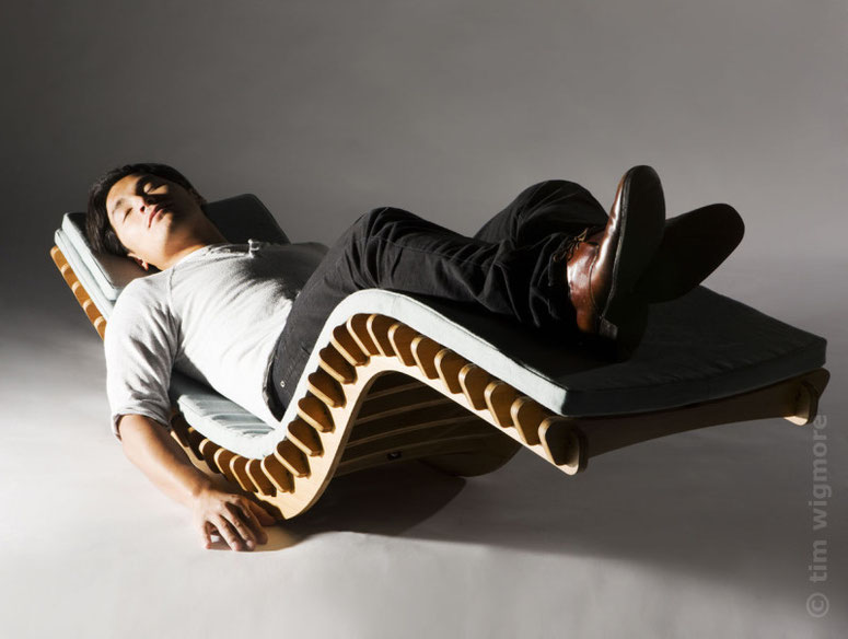 Loungearound - Lounger - designer Tim Wigmore