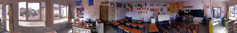 La classe de Petite et Moyenne Section