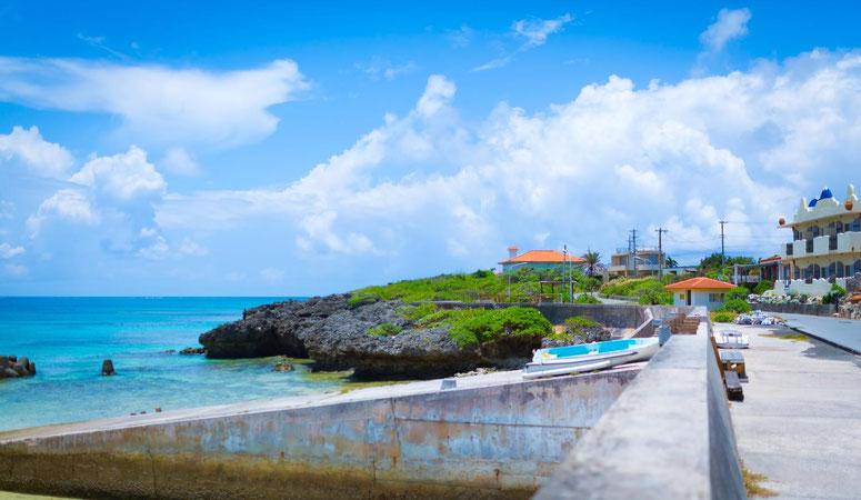 沖縄のイメージ写真です