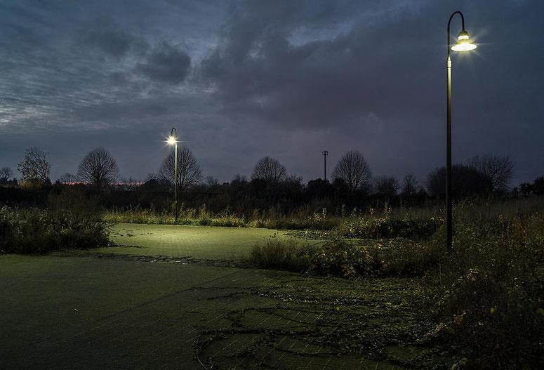 Im Test: Nachtaufnahme mit der SONY Alpha 7s2 und ZEISS Biogon-M 2,0/35 mm sowie NOVOFLEX NEX/LEM-Adapter. Foto: Klaus Schoerner
