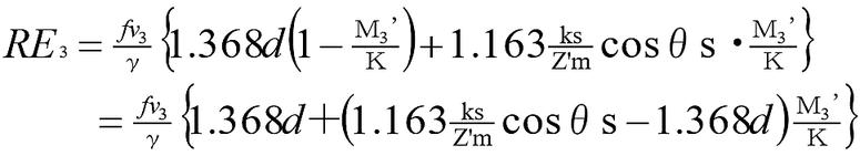 許容最大出力係数(RE3) 自家発電設備