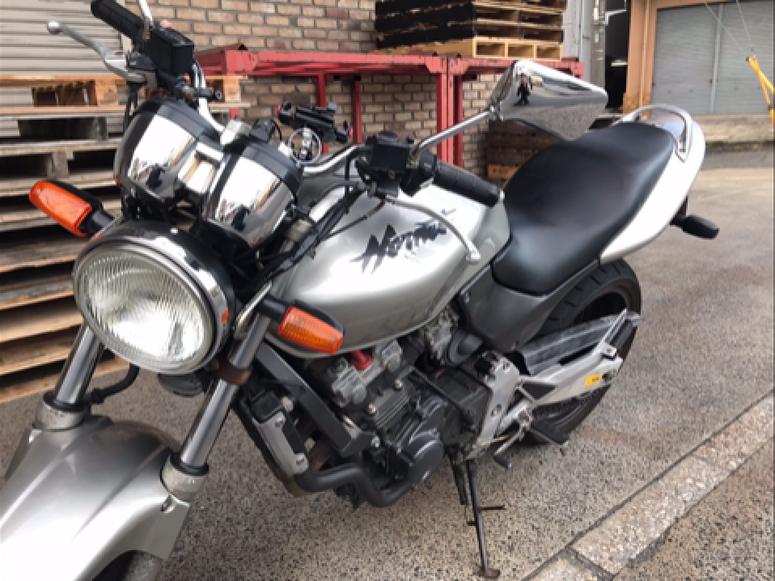 スタッフブログ 男性の新人管理栄養士 写真「私が乗ってるバイク」